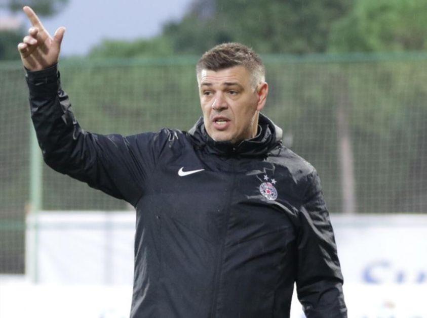 PARTIZAN GOSTUJE U BAČKOJ TOPOLI Milošević: Da utakmice u Super ligi igramo kao da su evropske