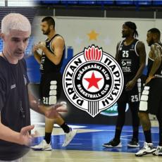 LAZIĆ PAO ISPIT U LAKTAŠIMA: Partizan se jedva izvukao, pa POTONUO U PRODUŽETKU