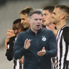 PARTIZAN KREĆE U SLOVENIJU: Stanojević PRECRTAO 10 igrača