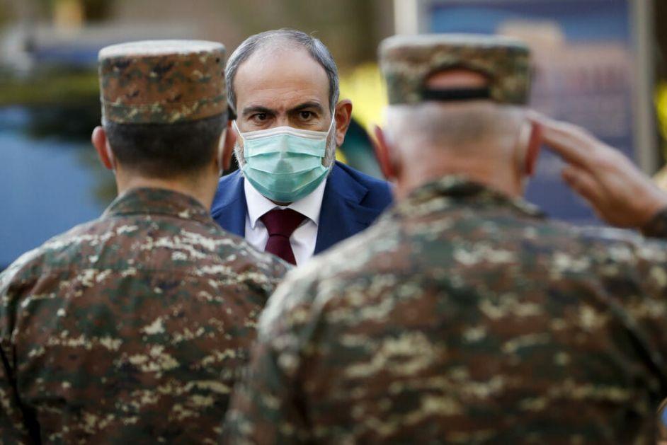PAŠINJAN: Oko 600 azerbejdžanskih vojnika je i dalje na našoj teriotoriji, napetost nije prestala!