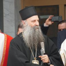 PATRIJARH PORFIRIJE DANAS U JASENOVCU: Posetiće manastir Jasenovac i eparhiju pakračko-slavonsku