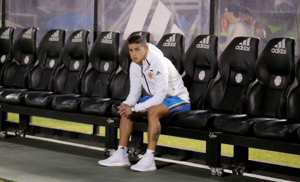 PEH ZA KRALJEVSKI KLUB: Rodriges pauzira do kraja godine zbog povrede (FOTO)