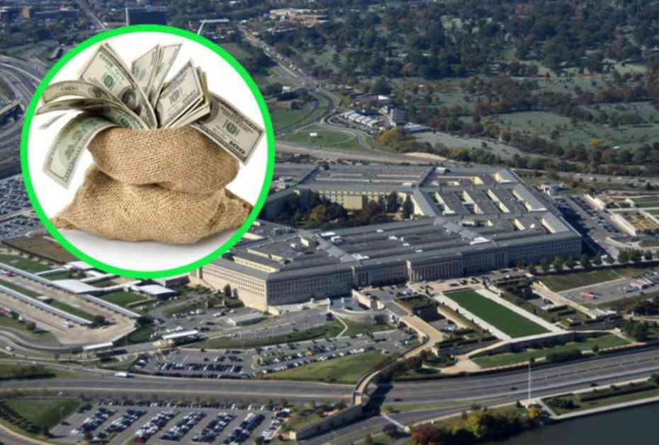 PENTAGONU I DALJE RASTU APETITI: Evo kako američko ministarstvo odbrane pravda zahteve za još para! Ako im to dozvole, SAD IDU U BANKROT! (VIDEO)