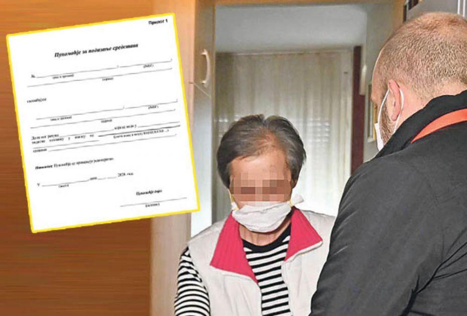 PENZIONERI, OVO MORATE DA URADITE DA BISTE DOBILI SVOJ NOVAC: Kurirov vodič za isplatu penzija na kućnom pragu