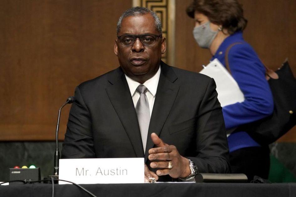 PENZIONISANI GENERAL NOVI BAJDENOV MINISTAR ODBRANE: Lojd Ostin prvi je Afroamerikanac na toj funkciji