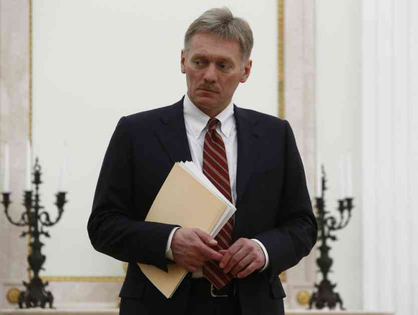 PESKOV ODBRUSIO TRAMPU: Nemačka nije talac Rusije, napadi na Severni tok 2 su odraz nelojalne konkurencije