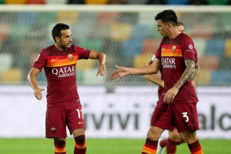 PETARDA RIMSKE VUČICE: Roma pobedila Benevento! VIDEO