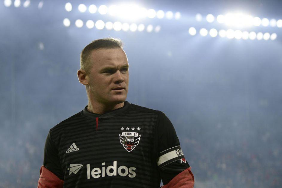 PETARDOM SE OPROSTIO OD MLS: Vejn Runi završio karijeru u Americi!