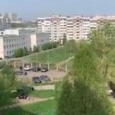 PETORO DECE U KRITIČNOM STANJU: Masakr u Kazanju zavio Rusiju u crno
