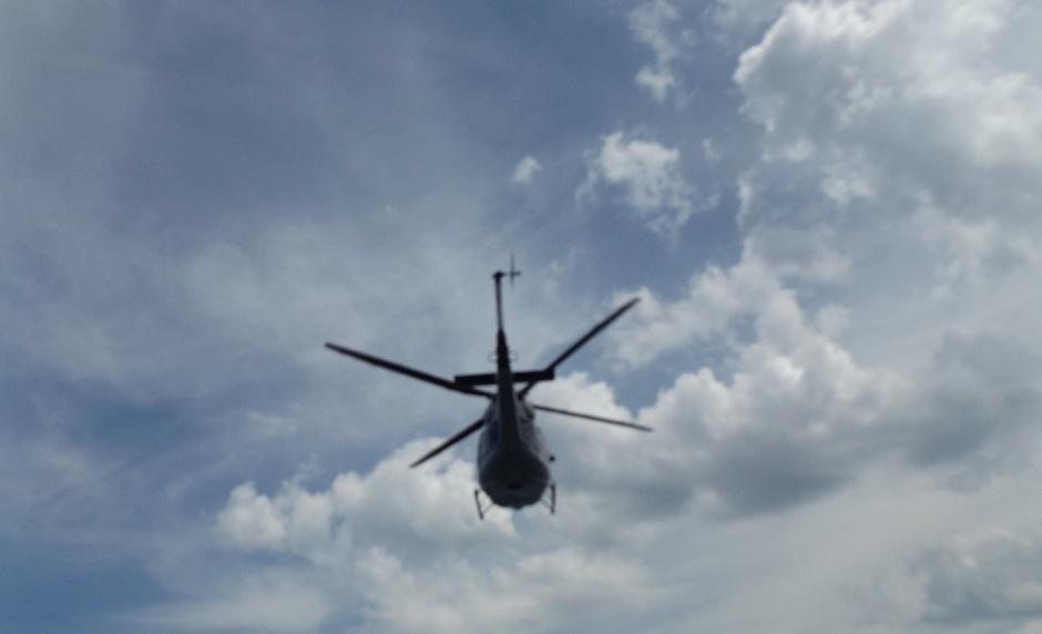 PILOTI POGINULI: Srušio se helikopter kod Moskve