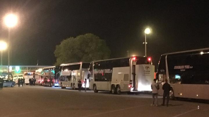 PINK.RS NA LICU MESTA: Hrvatska policija na graničnom prelazu Bajakovo ne pušta autobuse iz Srbije – Putnici bez ikakvog objašnjenja čekaju duže od dva sata (FOTO+VIDEO)