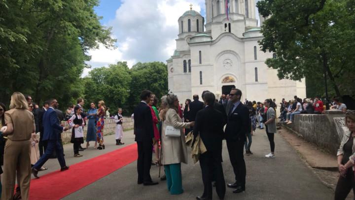 PINK.RS NA OPLENCU: Karađrđevići žene još jednog princa! GLAMUROZNO VEČNANJE SA SVETSKOM ELITOM (FOTO+VIDEO)