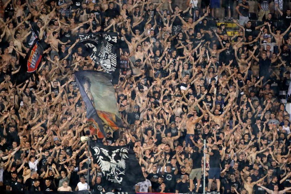 PIONIR ĆE BITI PUN KAO NEKADA: Partizan raspordao sve ulaznice za meč sa Lokomotivom u Evrokupu!