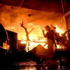PIROMAN IZ PROKUPLJA: Obijao kuće i vikendice, krao šta je stigao pa ih na kraju PALIO!