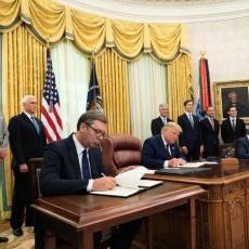 PIŠI-BRIŠI IGRA PRIŠTINE: Sad tvrde da za njih Vašingtonski sporazum nije legitiman dokument