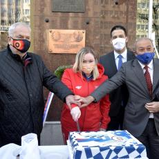 PISMO POHVALE: Bah čestitao Vladi Srbije i Olimpijskom komitetu Srbije