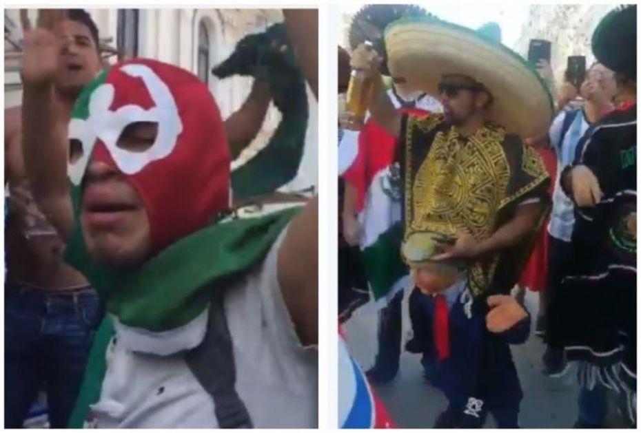 PLAĆAJU CEH ZBOG DISKRIMINACIJE: FIFA ponovo kaznila Meksiko zbog anti-gej skandiranja navijača