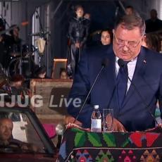 PLAN AKCIJE BIO JE DA U HRVATSKOJ SRBI VIŠE NE POSTOJE Dodik: Naša osveta za Oluju je život, sloboda i mir