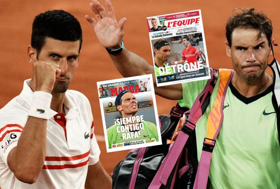 PLANETA SE DIVI SRBINU! Evo kako su vodeći svetski mediji preneli vest o NESTVARNOM Novakovom trijumfu (FOTO)