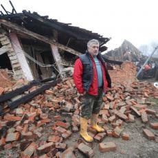 PLAŠE SE DA UKLJUČE GREJALICE: Nakon zemljotresa u Glini, ljudi se SMRZAVAJU u kontejnerima
