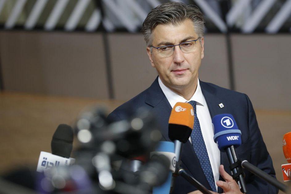 PLENKOVIĆ: Granični spor sa Slovenijom neće blokirati naš ulazak u Šengen