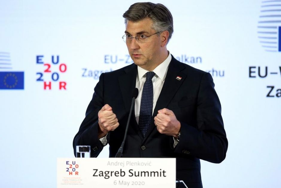 PLENKOVIĆ POZITIVAN NA KORONU: Hrvatskom premijeru određena mera samoizolacije