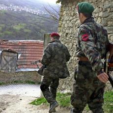 PO SRPSKOJ POTERNICI UHAPŠEN BIVŠI PRIPADNIK OVK! Pucao na Srbe, a sada su mu stavili lisice na ruke
