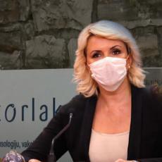 PO TOME SE MERI SNAGA JEDNE DRŽAVE: Darija Kisić oduševljena početkom proizvodnje vakcina na Torlaku
