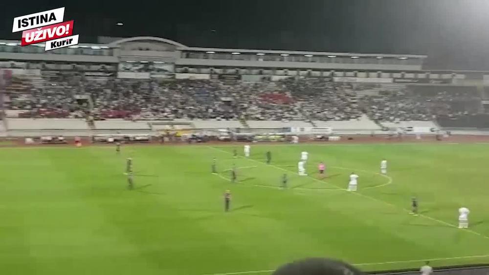 POBEDA ZA MALIŠANE IZ CELE SRBIJE: Fudbaleri Partizana podelili radost sa najboljim navijačima ikad i poslali najlepšu sliku u Evropu! KURIR TV