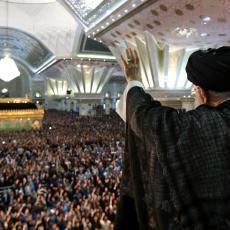 POBEDIO JE IRANSKI NAROD: Moćni ajatolah Hamnei ne krije radost, poslao je snažnu poruku naciji