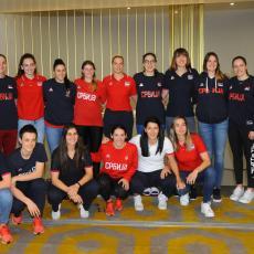 POČELE SA PRIPREMAMA ZA TURSKU: Okupila se ženska košarkaška reprezentacija Srbije