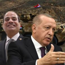 POČELI PREGOVORI EGIPTA I TURSKE: Odlučuju o sudbini Libije, a to nije jedino bolno pitanje!
