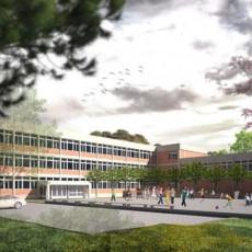 POČELI RADOVI NA DOGRADNJI ŠKOLE: Rekonstrukcija batajničke škole u roku od godinu dana