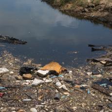 POČELO SREĐIVANJE RUKAVCA: Mulj iz Topčiderske reke Srbijavode čistiće 60 radnih dana