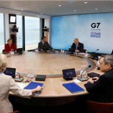POČEO SAMIT G7: Džonson poželeo dobrodošlicu gostima, a onda su se odmah dotakli svog najvećeg RIVALA I PARTNERA!