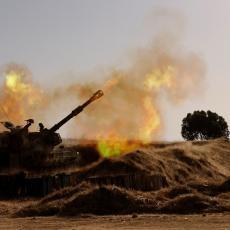 POČEO SVEOPŠTI NAPAD IZRAELA NA POJAS GAZE! Kopnene i vazdušne snage krenule u ofanzivu ogromnih razmera!
