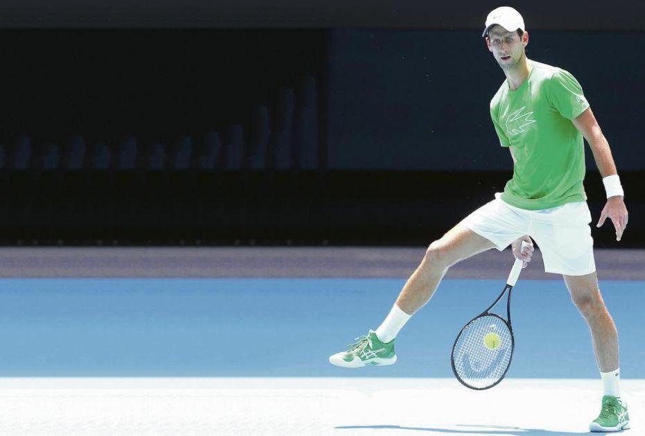 POČINJE AUSTRALIJAN OPEN: Srbija do Melburna! Novak juri osmu titulu! (FOTO)