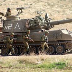 POČINJE MESEC RATA! IZRAEL DIŽE CELU VOJSKU NA NOGE: Kreću i rezervisti, sve što može da ratuje, prvi put u istoriji!