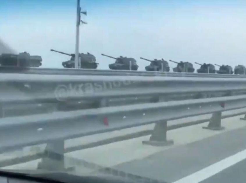 POD LIČNIM NADZOROM ŠOJGUA Rusija započela vojne vežbe na Krimu, učestvuje više od 10.000 vojnika VIDEO