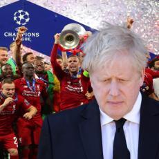 PODRHTAVA TLO U BRITANIJI ZBOG SUPERLIGE: Boris Džonson ZAGRMEO - najavio drakonske kazne za klubove koji istupe iz UEFA