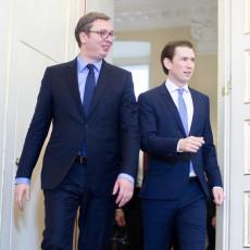 PODRŽAVAM VUČIĆA Austrijski kancelar poručio: Kritike na račun Srbije zbog Kine i Rusije POGREŠNE!