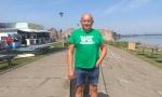 PODVIG MARATONCA: Jednom rukom preplivao 13,2 kilometra
