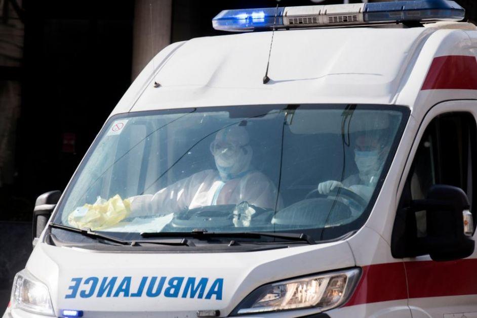 POGINUO RADNIK (54) IZ LESKOVCA: Udarila ga struja dok je bio na gradilištu