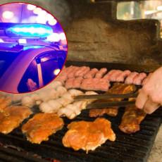 POHAPSILI IH JER NISU HTELI DA NAPRAVE POLICAJCIMA PLJESKAVICU: Incident u kiosku brze hrane, nije im prvi put