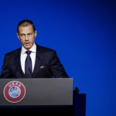 POHLEPAN, NEODGOVORAN I KRIMINALNI POTEZ: Premijer ŽESTOKO udario na PREDSEDNIKA UEFA Čeferina