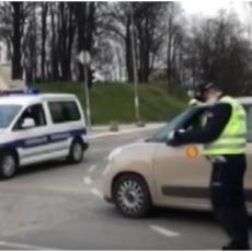 POJAČANA KONTROLA ZABRANE KRETANJA U SRBIJI: Ako napravite ovaj PRESTUP čeka vas PAKLENA KAZNA (VIDEO)