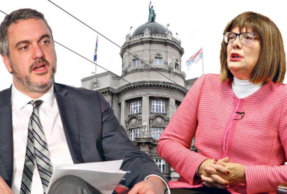 POJAČANJE: Marko Čadež viđen za ministra privrede, Maji Gojković Ministarstvo kulture