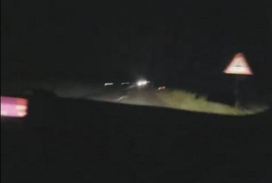 POJAVIO SE SNIMAK IZ AUTOMOBILA SMRTI: Reno ide ogromnom brzinom, a onda je usledila TRAGEDIJA (VIDEO)