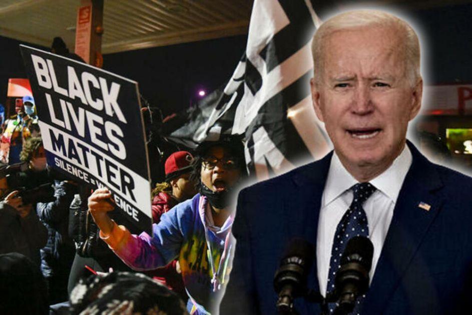 POKRET BLM PATOSIRAO DŽOA BAJDENA: Neće mu se svideti kako su ga borci za prava Afroamerikanaca uporedili sa Trampom! VIDEO