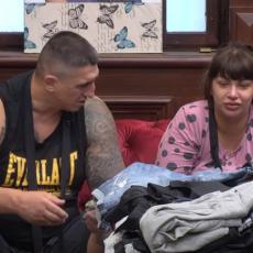 POKUŠAO JE DA ME POLJUBI... Miljana tvrdi da ju je pre diskvalifikacije Kristijan SPOPADAO! (VIDEO)